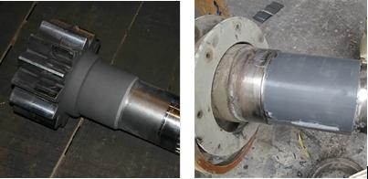 钢质修补剂——为您解决驱动轴磨损的后顾之忧